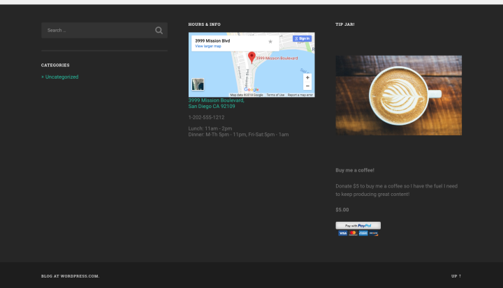 Introducing the Simple Payment Widget