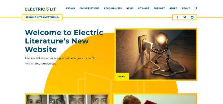 Electric Literature Moves to WordPress — Here's How an Indie Publisher Thrives on the Open Web