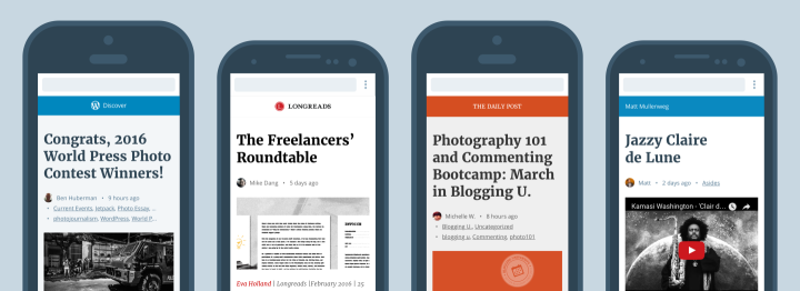 A Faster Mobile Web for All WordPress.com Users: AMP Is Here