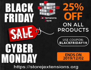 Joomla Black Friday & Cyber Monday Deals 2019 – Biggest Deals of The Year