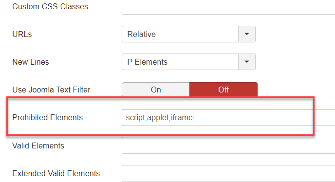 How to use IFrame & Script Tags in Joomla Content Editor?