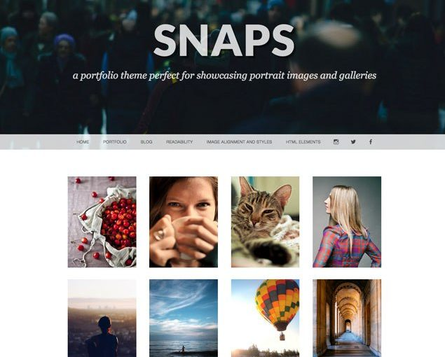 New Themes: Snaps and Gateway