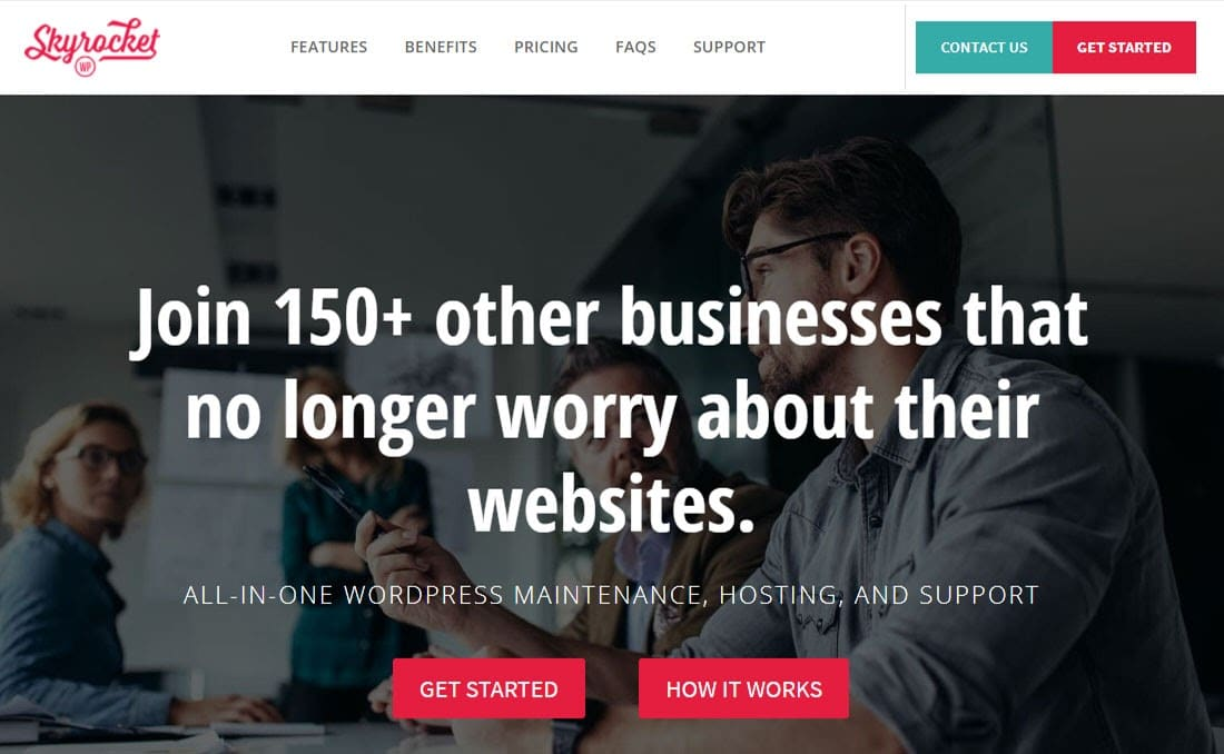 SkyrocketWP Agency Hosts All Client Sites with Kinsta