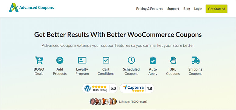 Advanced Coupons WooCommerce Coupons Plugin