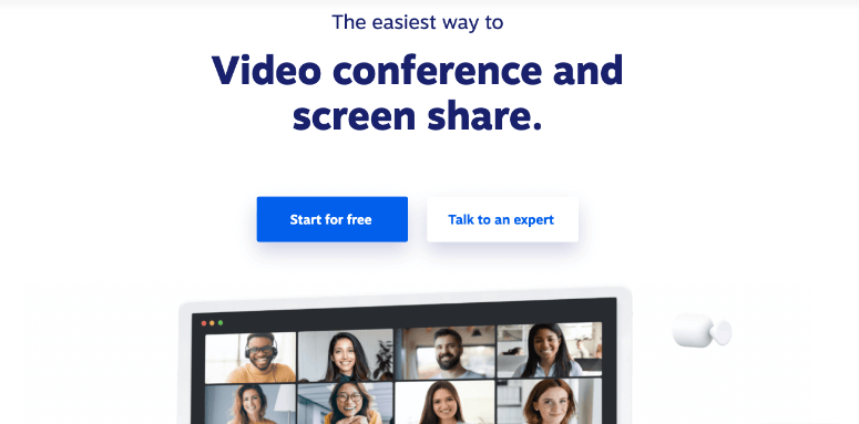 Nextiva video conferencing