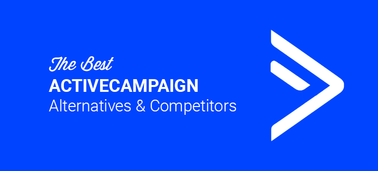 ActiveCampaign alternatives and competitors